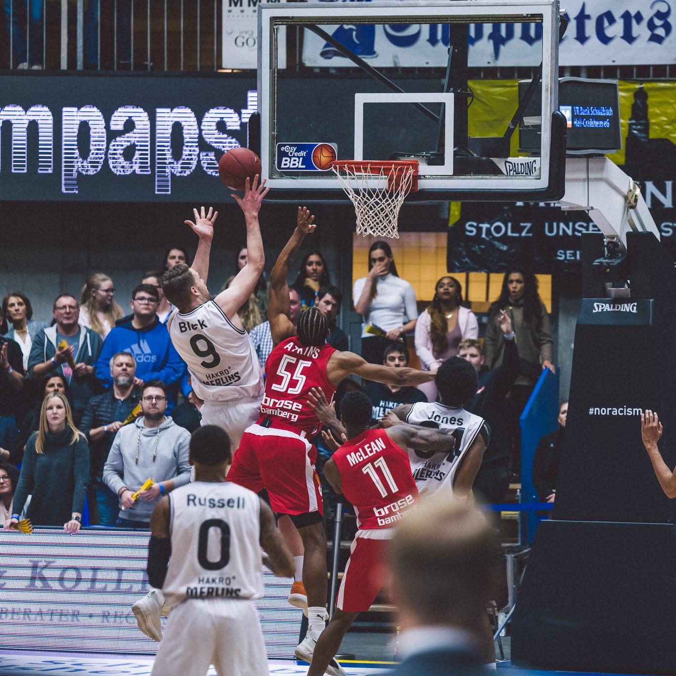 Read more about the article Das Interview mit Fabian Bleck – Basketball-Profi bei den Crailsheim Merlins