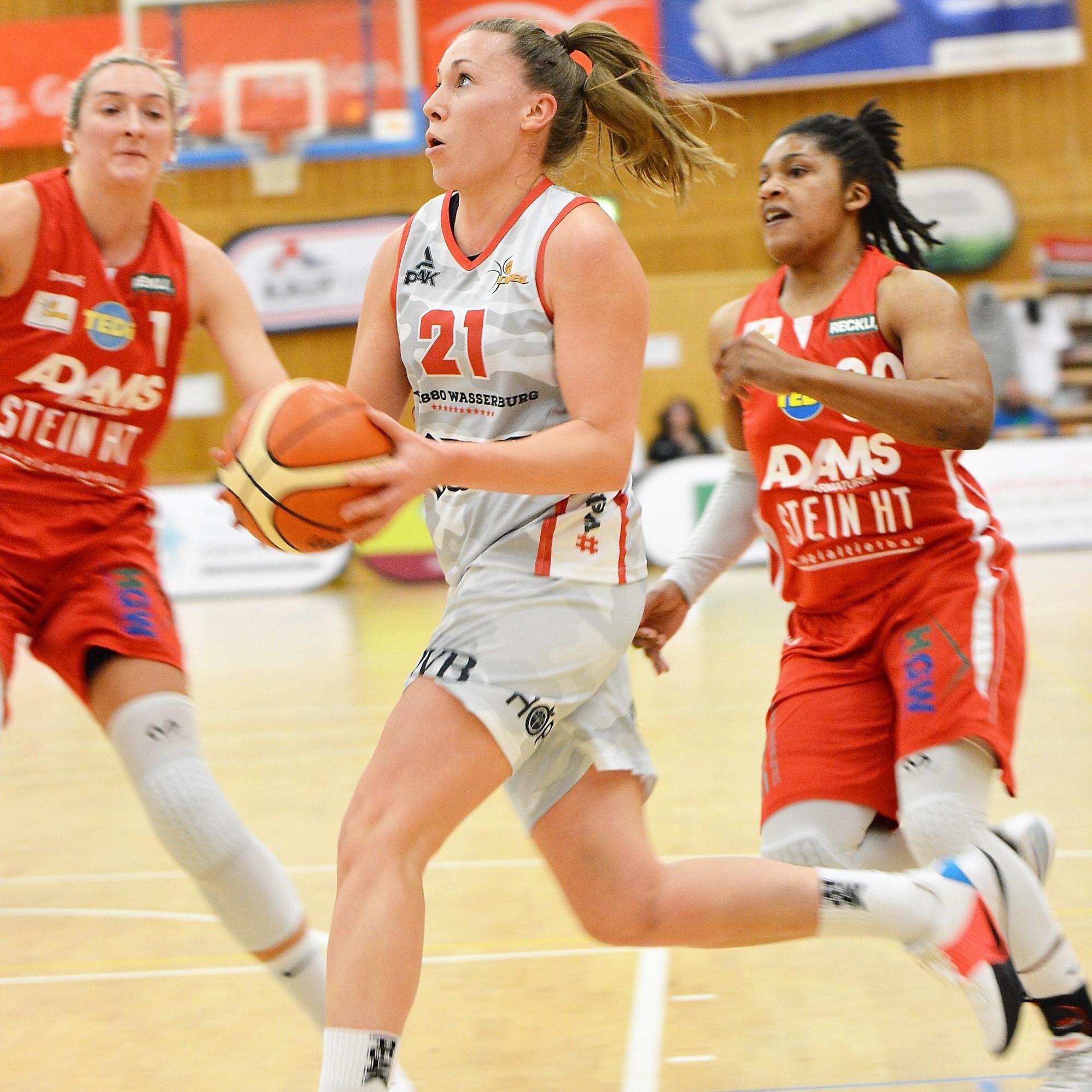 Interview mit Svenja Brunckhorst – Basketball-Profi und Kapitänin der Deutschen Basketball-Nationalmannschaft