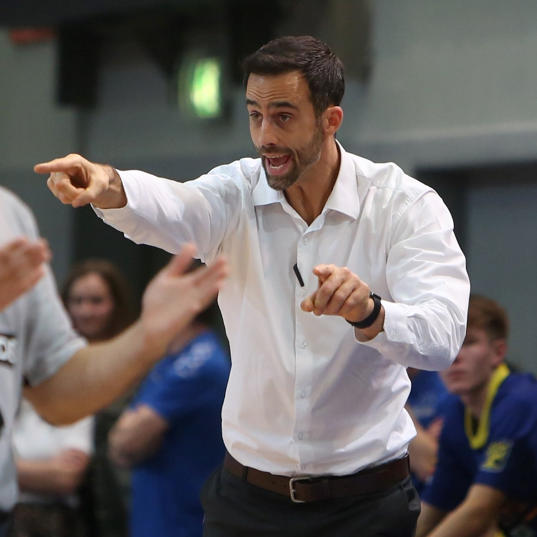 Das Interview mit Christopher (Chris) Harris – Basketball-Head-Coach bei Phoenix Hagen (Pro-A)
