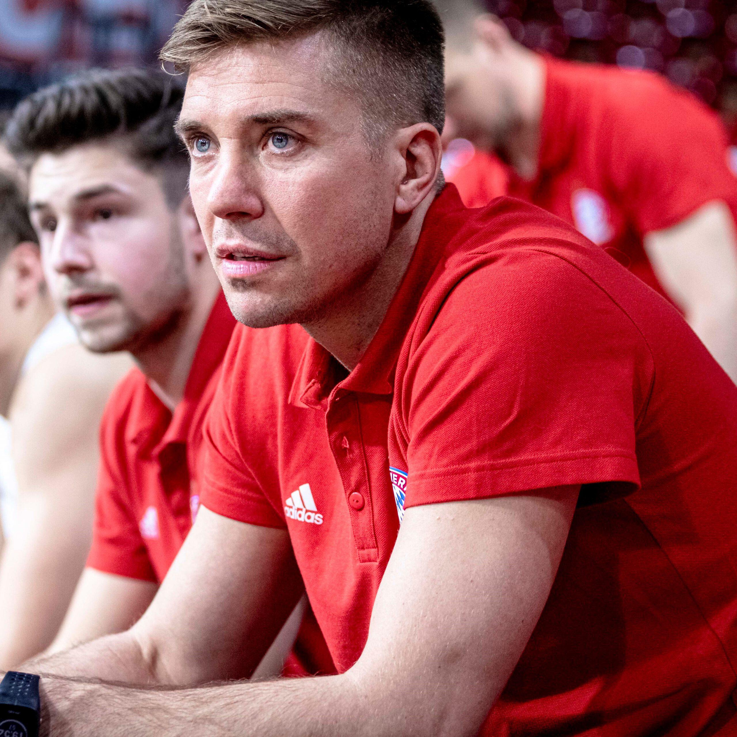 Read more about the article Das Interview mit Steffen Hamann – Jugendtrainer beim FC Bayern München Basketball und 131-facher deutscher Nationalspieler