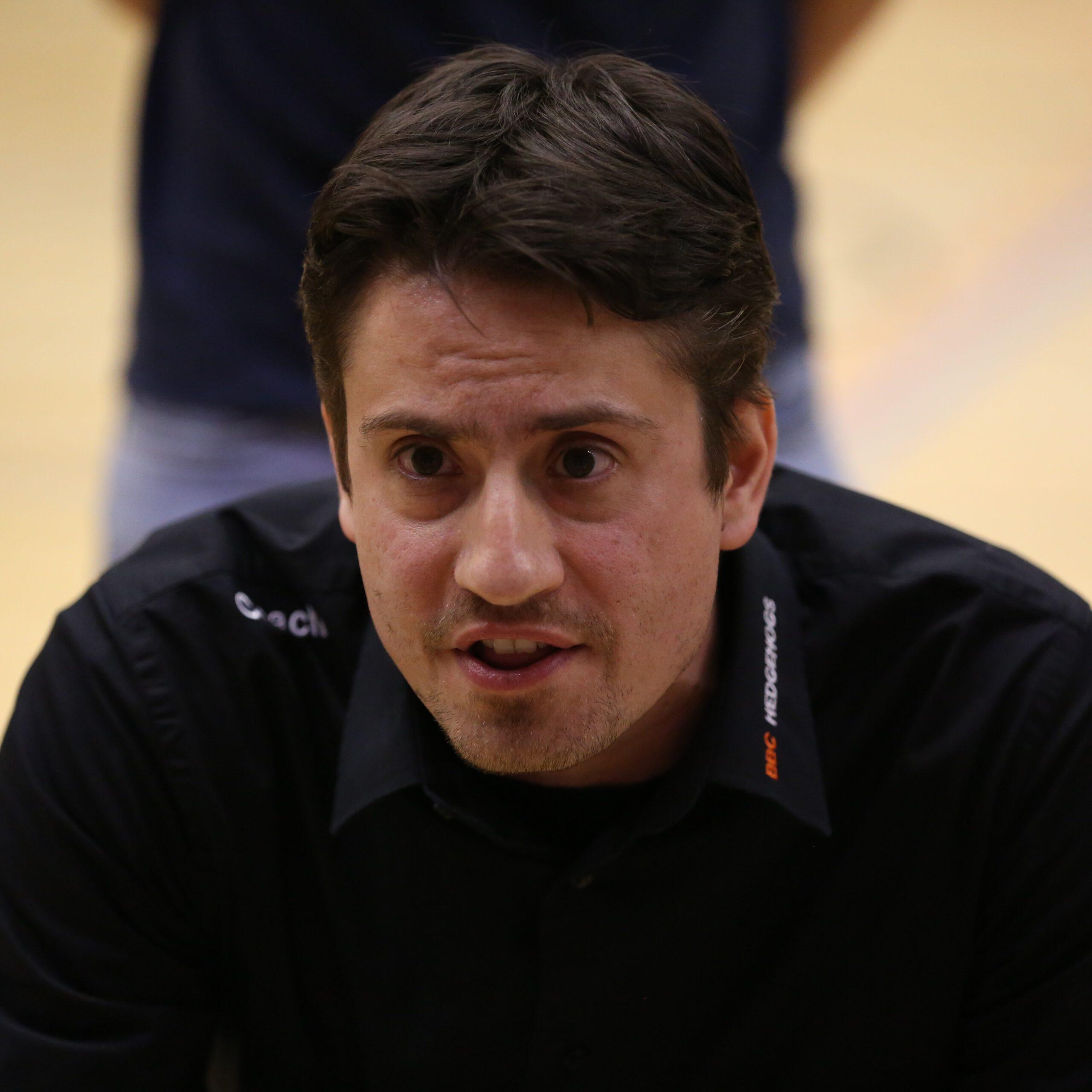 Das Interview mit Adam Radomirovic – Basketball-Head Coach Bascharage Hedgehogs (Luxemburg)